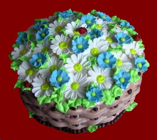 Торты рецепты с фото простые торт на 30
