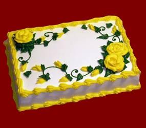 Свадебные детские торты с цветами